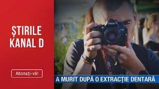 Stirile Kanal D (18.03.2019) - A murit dupa o extractie dentara! Editie COMPLETA