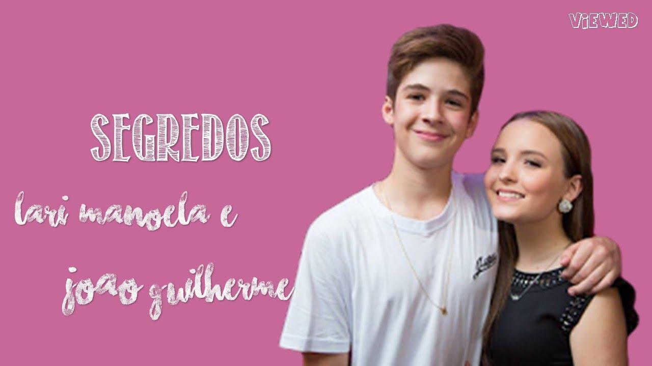 d3f88dd702f60 Segredos (Com Letra) - João Guilherme e Larissa Manoela - YouTube