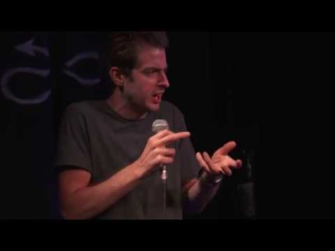 Dave Green standup. Buying Milk and Life Drawing