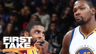 Stephen A. Claims Great NBA Finals Won't Save Season | First Take | May 26, 2017