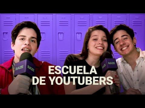 ¿Escuela de Youtubers? ¿Cómo sería 🤔? Kevsho, Mica Suárez, El Demente y + te cuentan