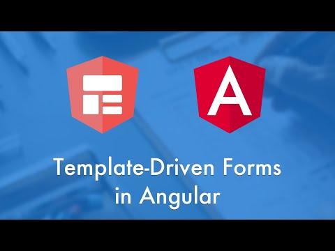 Angular Form Tutorial - Binding Data with NgForm thumbnail