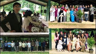 Hari Raya Aidil Fitri Malaysian Community Connecticut USA Eid al-Fitr Celebration & Potluck Part IV