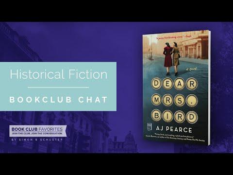 Dear Mrs. Bird - Book Club Favorites Discussion