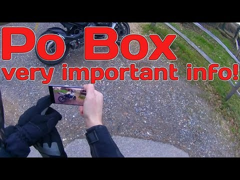 Po Box Update Don't Send Without Watching This!