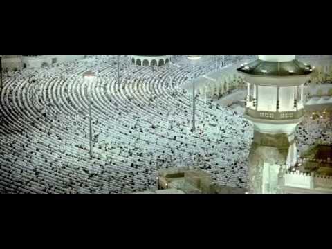 Mecca, an Islamic holy place in Saudi Arabia,