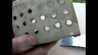 самодельный дырокол для металла обзор