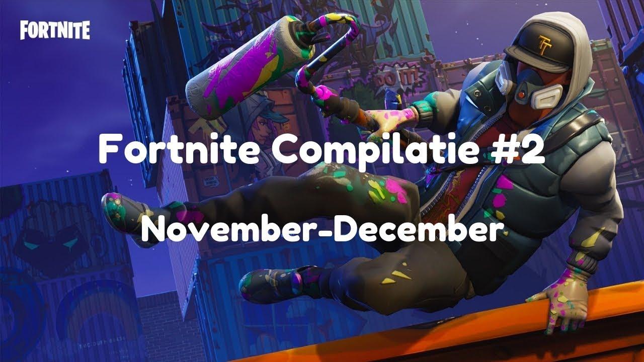 FORTNITE #2 NOVEMBER DECEMBER
