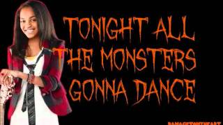 China Anne McClain- Calling All The Monsters Lyrics