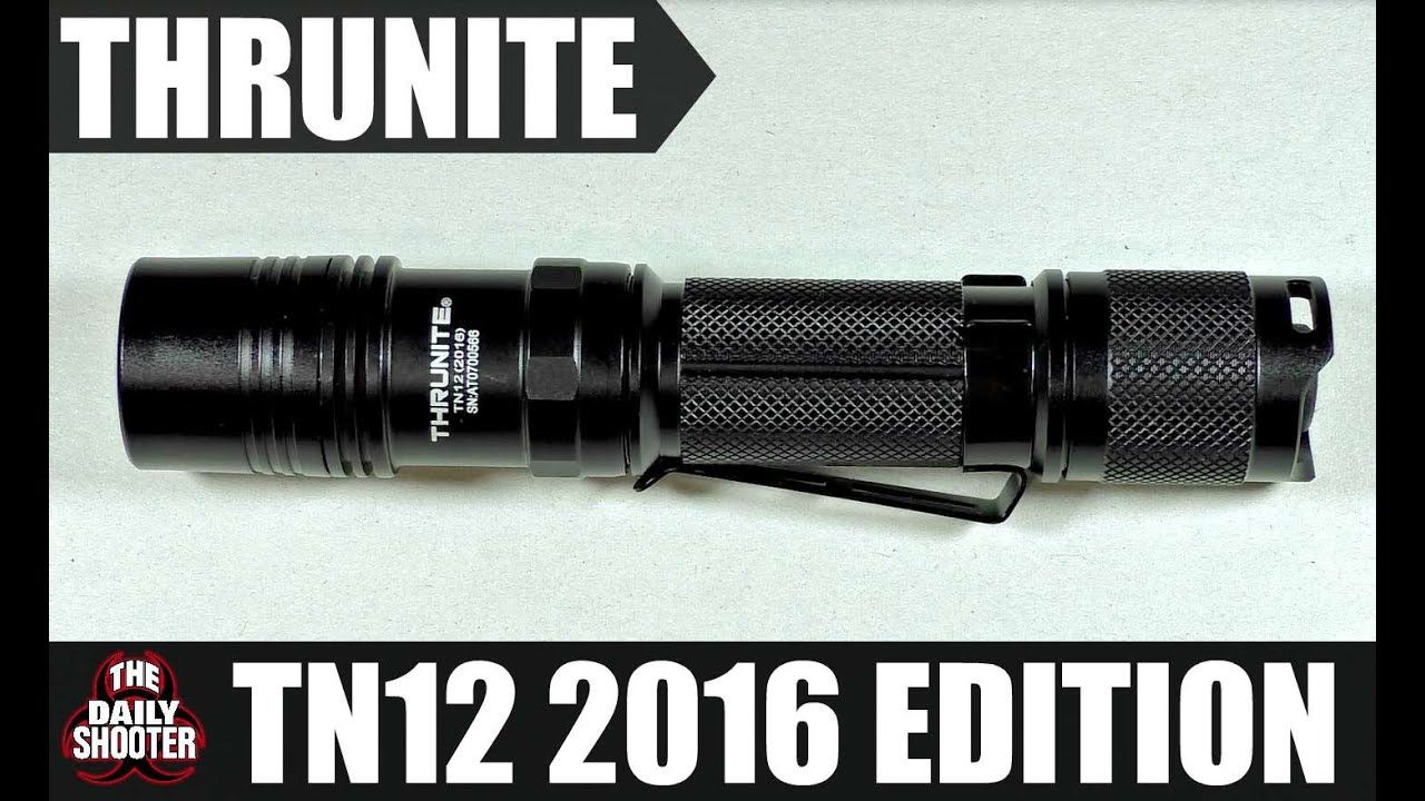 TN12 2016 Edition Review and Comparison with 2014 Edition ...