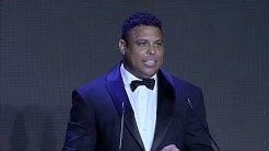 Ronaldo de Lima - Player Career Award - Globe Soccer Awards 2019