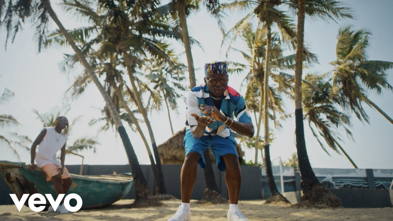 DJ SPINALL, Fireboy DML - Sere (Official Music Video)