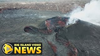 hawaii volcano today