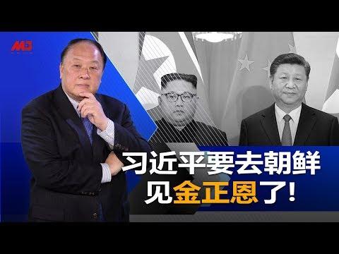 纽约看天下 | 习近平要去朝鲜见金正恩了;香港就是要逼林郑下台;新关税听证,北京还是搞不懂(魏碧洲:20190617)