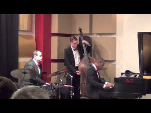 The Richard Johnson Jazz Trio Nov 2013