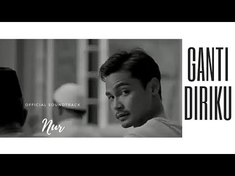 Idayu - Ganti Diriku ( Lirik Video)[Ost Drama Nur]