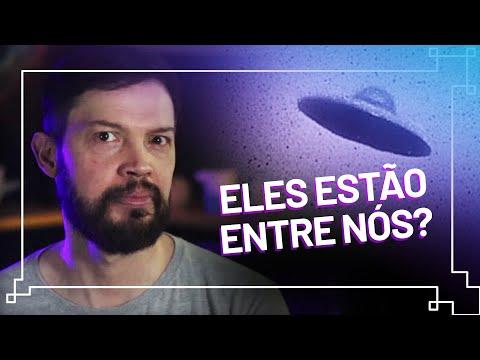 OVNIS ou UFOs são um sinal da presença extraterrestre?