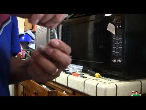 panasonic-microwave-door-key-latch-fix