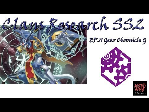 VFT Clans Research SS2 EP.11 Gear Chronicle