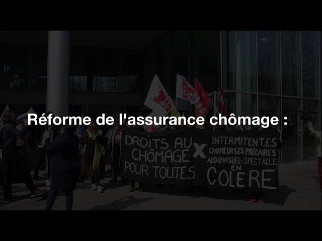 Collectif UNEDIC - Reforme de l'assurance chômage, une catastrophe sociale