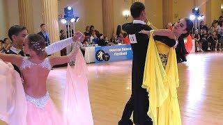 Соревнование по бальным танцам / Одесса / Ballroom dancing competitions / Odessa