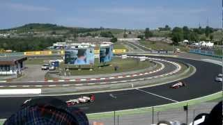 F1 Hungaroring 2012 start - part 4