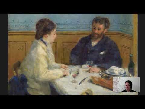 Barnes Takeout: Art Talk On Pierre-Auguste Renoir's The Luncheon