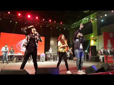 Performance by Meet Bros & Khushboo Grewal | Kolosseum 2K16