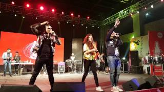Performance by Meet Bros & Khushboo Grewal | Kolosseum 2K16