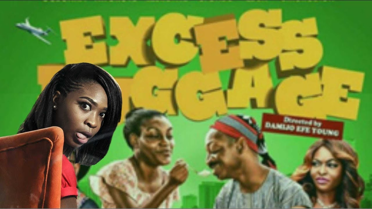 Download EXCESS LUGGAGE NOLLYWOOD MOVIE   Audience Reaction