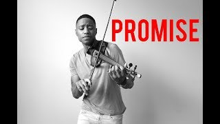 Ciara - Promise performed by Violinist Daniel D.