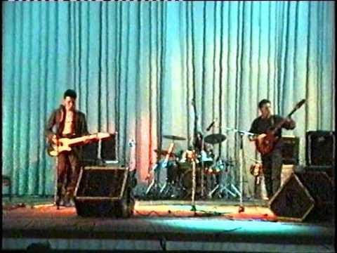 Агата Кристи, Макс Ильин, Апрельский марш. Концерт в Свердловске. 1990