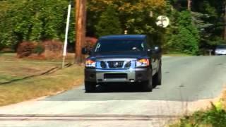 2008 Nissan Titan Test Drive