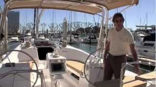 2010 Hunter 39 Sailboat For Sale in San Diego California By: Ian Van Tuyl