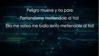 Peligro (Video Letra) - Wisin Y Yandel