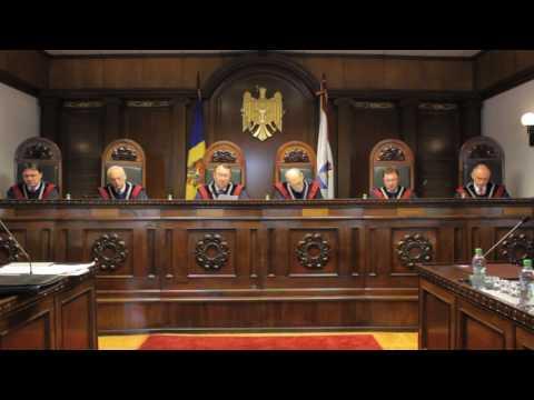 Curtea Constituțională a pronunțat Hotărârea  privind neutralitatea Republicii Moldova