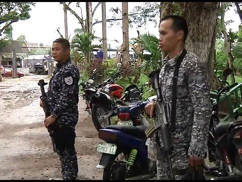 PNP joins hot pursuit operation against fugitives of North Cotabato jail break