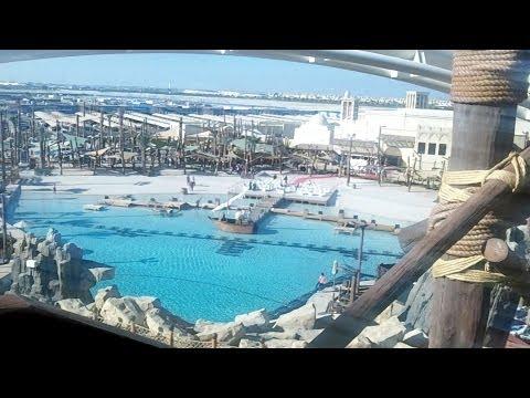 Jordan Wilcox - Abu Dhabi UAE Yas Island - Performing At Grand Opening Of Yas Waterworld - 2013