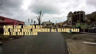 Hurricane Irma, Tortola, British Virgin Islands