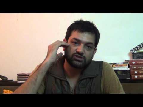 Actor Prepares Screenplay writing Bootcamp. Mayur Puri - What inspires him.