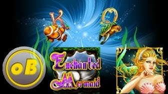 Enchanted Mermaid - Freispiele auf 1,25€ Einsatz || Casino Online Test Review