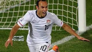 USA defeats Algeria 1-0 on a Landon Donovan Goal! World Cup 2010! - JRSportBrief