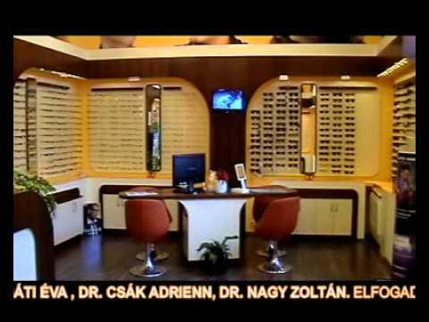 Trend optika Belváros Szemészet - YouTube 4973dbe67e