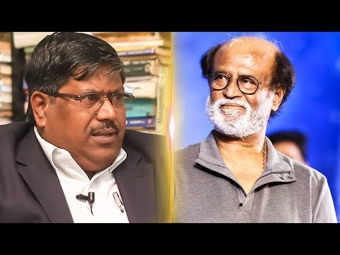 """I am like this because of Rajinikanth ""