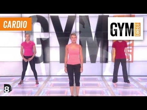 Cours gym - Cardio 7