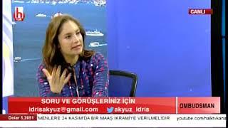 İktidar Medyayı Nasıl Kullanıyor İdris Akyüz ile Ombudsman Konuk Nevşin Mengü 25 11 2018