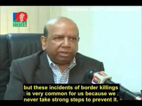 "Adilur Rahman""No Action from BD Govt. Leads to Border Killings like Felani""[Sub]-Sept, 2013"