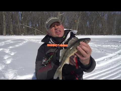 Targeting River Walleyes (Through The ICE)