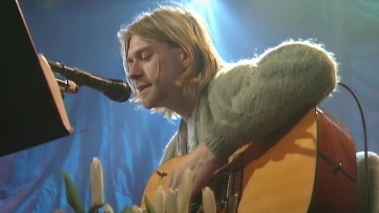 Happy Birthday Kurt Cobain: Watch Nirvana's 'MTV Unplugged ...