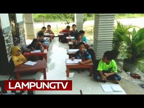 Kampung Matematika di Tiyuh Indraloka Jaya Tulangbawang Barat